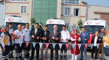 Kocaeli'de Ambulans sayısı 71'e yükseldi