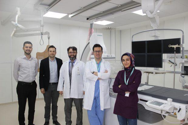 Fatih Devlet'te Anjiyo Ünitesi Hizmete Girdi