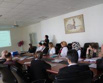 Darıca Farabi'de 'Öz Değerlendirme' Toplantısı