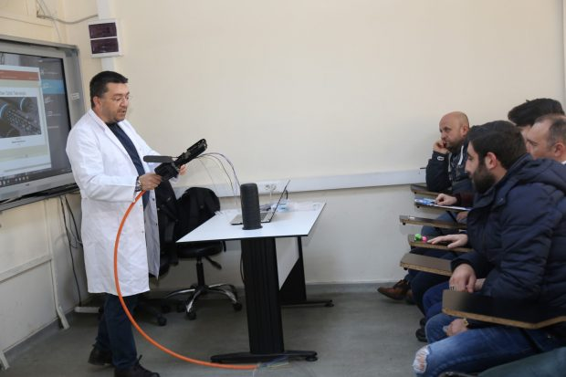 Fiber Optik kurslarına rağbet
