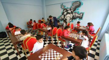 86 okula satranç sınıfı