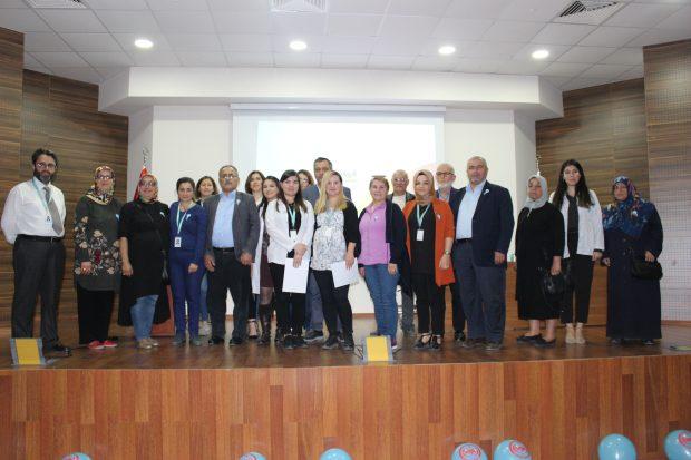 GFDH'de 'Dünya Diyabet Günü' etkinlikleri