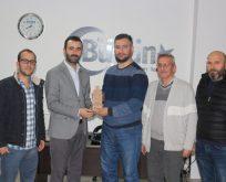 İHH Çayırova'dan Gazetemize Ziyaret