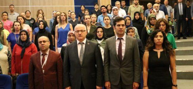 En vefalı öğrencileri barındıran okul açıldı