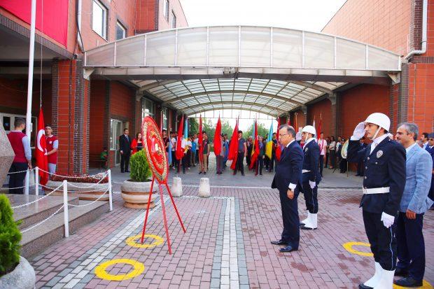 Çayırova'da 30 Ağustos Coşkusu