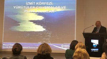 İzmit Körfezi'ndeki projeler çalıştayda ele alındı