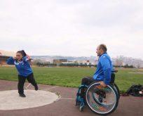 Şahin çiftinin hedefi 2020 Tokyo olimpiyatları