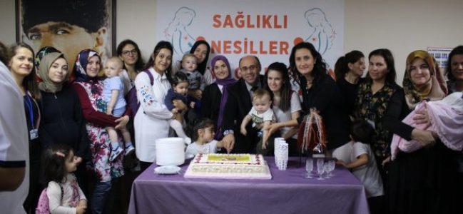 SBÜ Derince'de 5.Emzirme Günü Etkinliği