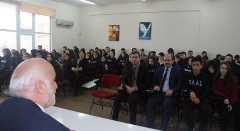 """Gölcük Müftüsü İlyas Öztel'den """"Sevgi ve Saygı"""" semineri"""