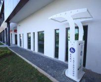 Kültür Merkezi'ne, Akülü Araç Şarj İstasyonu