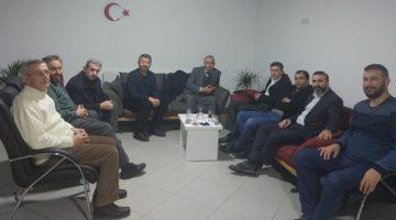ÖĞ-DER Kocaeli'den Gazetemize Ziyaret