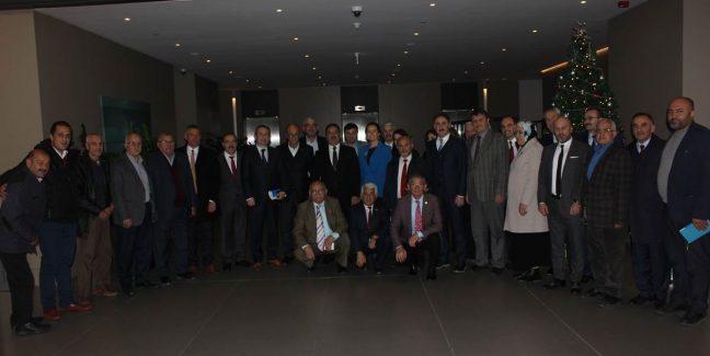 Gebze'de 2018'in son Muhtarlar toplantısı yapıldı