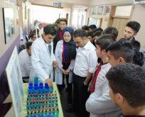 Hereke'de Muhteşem Kimya Şenliği