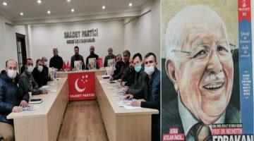 Saadet Gebze 'de Gündem 'Erbakan Haftası'