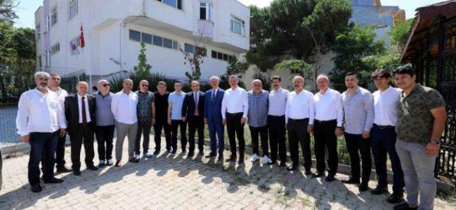 Gebzespor'a destek kampanyasının startı verildi