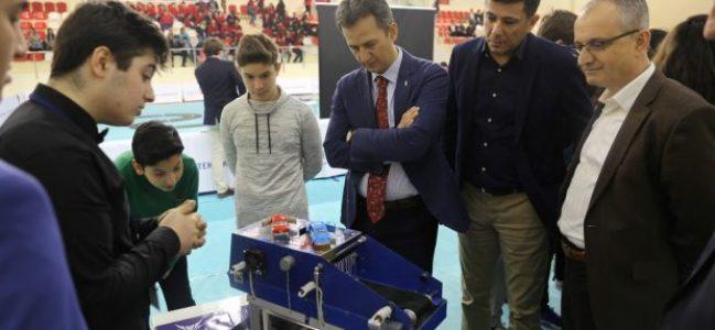 Robot Olimpiyatları GTÜ'de başladı