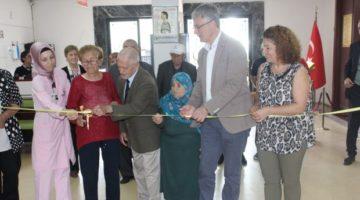 Ellibeş, Dünya Yaşlılar Günü'nünde Huzurevi'nde