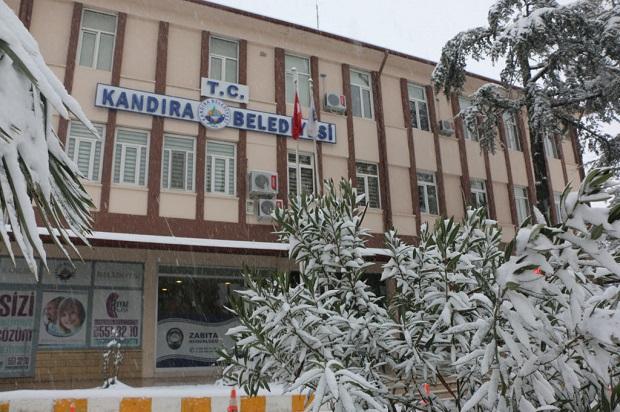 """""""Kandıra Belediyesi Kar ve Buzlanma için Önlemini Aldı"""""""