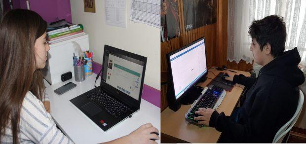 'Evde Kal' çağrısı ile e-kütüphaneye yoğun ilgi