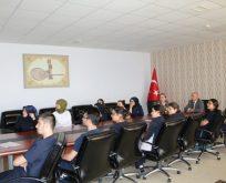 Yeni başlayan personellere oryantasyon eğitimi
