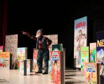 Çocukların hafta sonu tiyatro keyfi