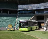 Milli maça özel otobüs hatları