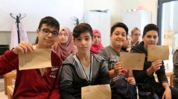 SEKA Kağıt Müzesinde geri dönüşüm eğitimi verildi