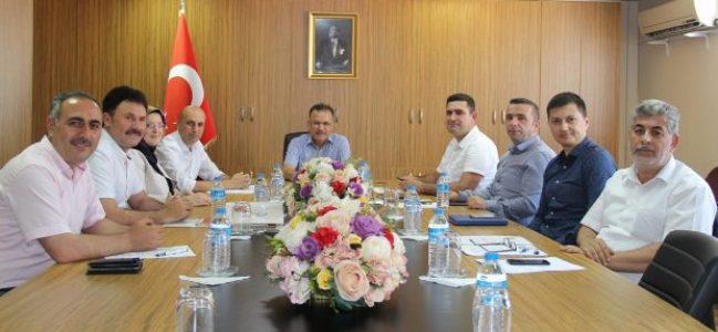 '15 Temmuz' Toplantısı