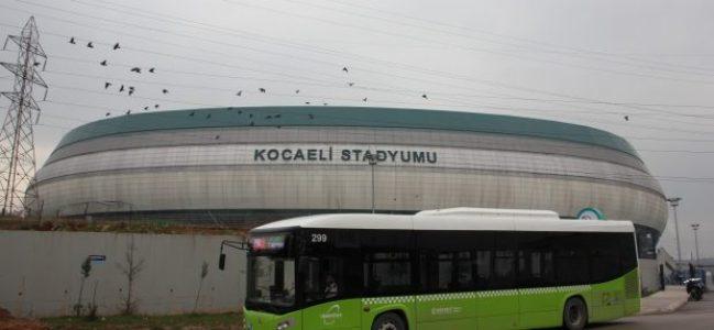 Stadyuma aktarmasız ulaşım