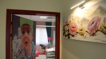 'Anne ve Bebek Dostu Hastane' olma yolunda