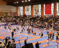 Karate-Do Ligi Şampiyonası'nın ilk etabına rekor katılım