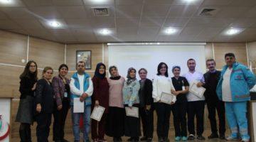 Farabi'de Evde Sağlık Hizmetleri Eğitimi