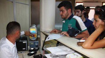 Öğrenci kartları vize işlemleri devam ediyor