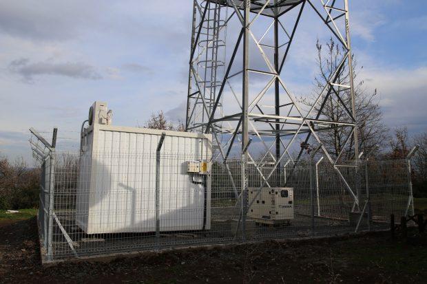 Büyükşehir'den kesintisiz telsiz ağı