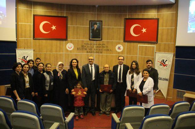 Evde Sağlık Okulu 2. eğitim programı tamamlandı