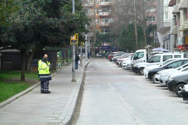 Parkomatlar ücretsiz!