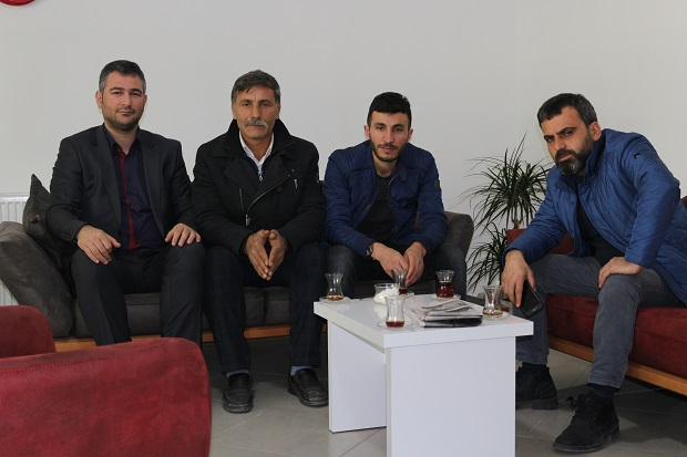 Yozgatlılar'dan Gazetemize Ziyaret