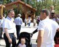 Büyükakın Ormanya'da vatandaşlarla bir araya geldi