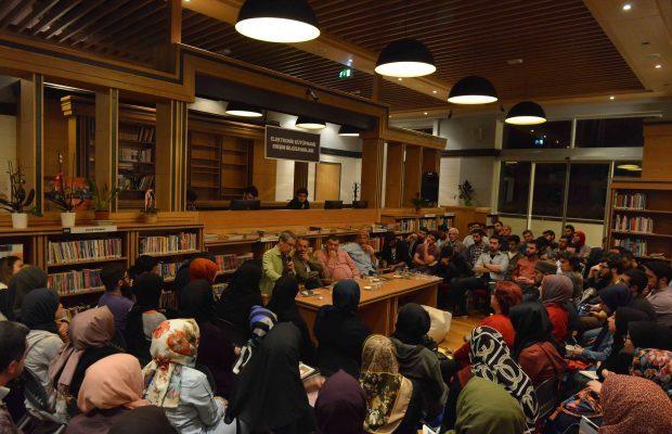 Yazarlarla Kütüphanede bir gece