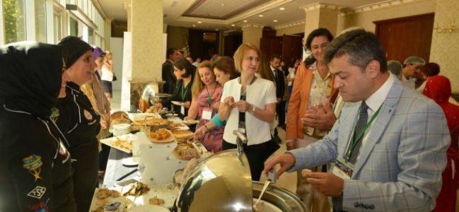 Gastronomi Kongresine Kocaeli damgası