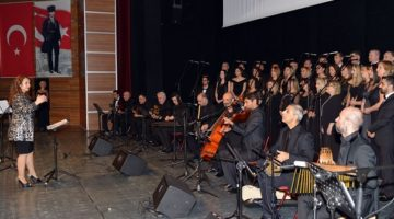 Gebze'de Türk Sanat Müziği Konseri