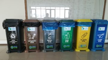 Atık çöp miktarı %60 oranında azaldı