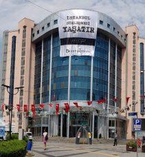 Dev afişle İstanbul Sözleşmesine destek