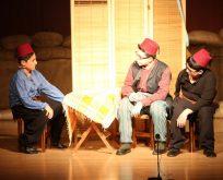 """""""Müdafaa 1915"""" isimli Tiyatro oyunu sahnelendi"""