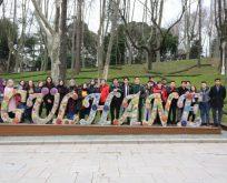 Hedef Gelecek Projesi Öğrencileri Yarıyıl Tatilinde İstanbul'u Fethettiler