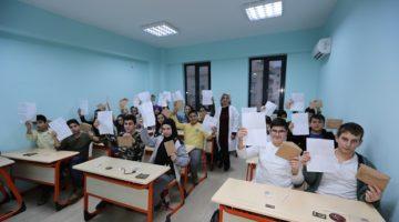 Çayıova Bilgievi Öğrencilerinden 'Asker Abilerine Mektup'
