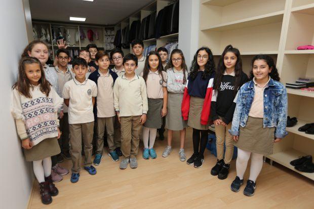 Bir Destekte Gebze İnönü Ortaokulu Öğrencilerinden