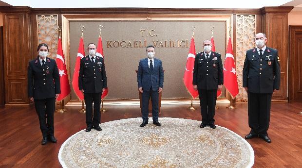 """""""Türk Jandarma Teşkilatımızın 181. Kuruluş yıldönümü"""""""