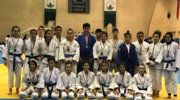 Judocular Bursa'da fırtına gibi esti