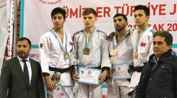 Judo'da zirvenin adı Kağıtspor